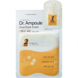Купить Etude House Dr.Ampoule Dual Mask Sheet Age Care Киев, Укриана
